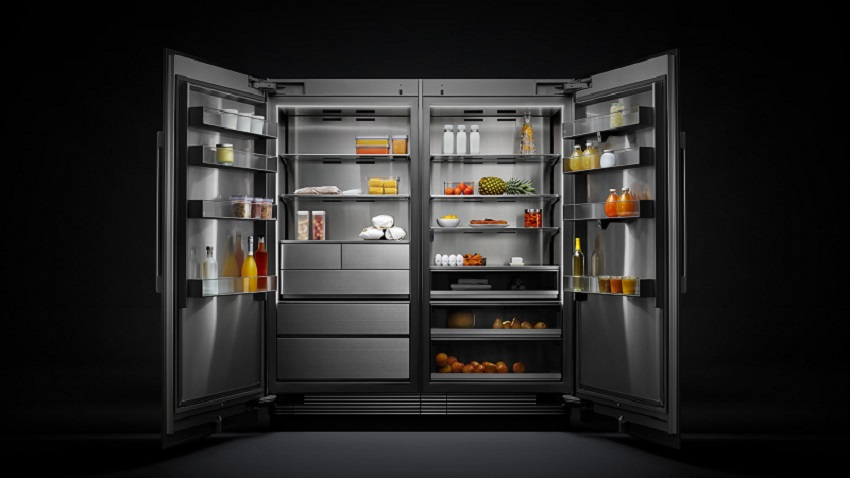 8 Tricks to keep the refrigerator clean and tidy