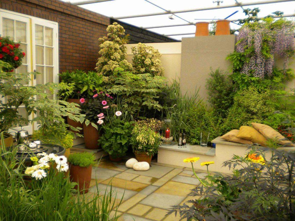 Garden On The Terrace