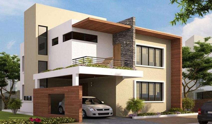 modern garage