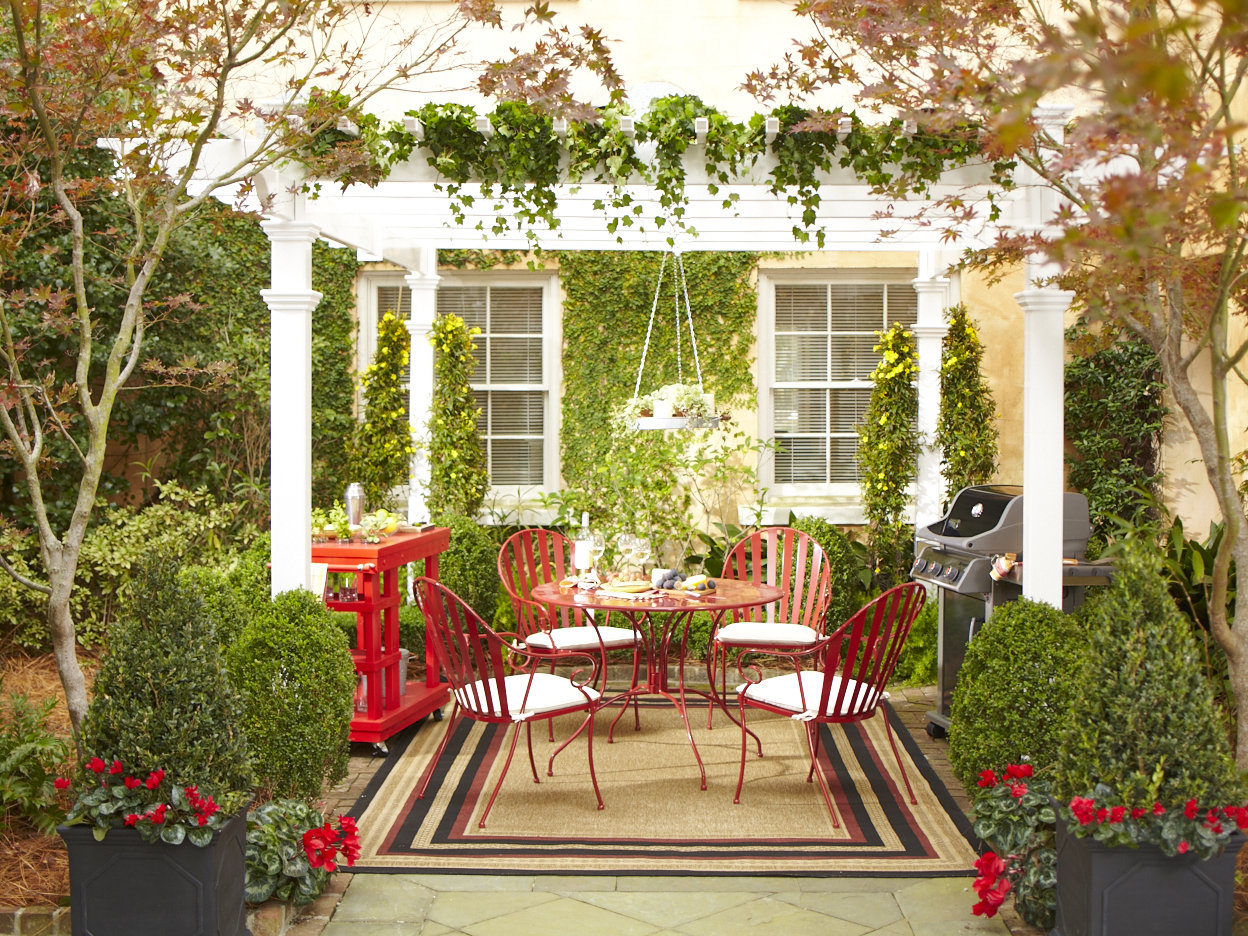 Outdoor Decoration Trends 2018