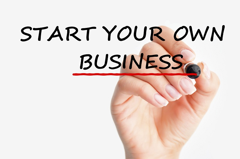 Start your own business successfully
