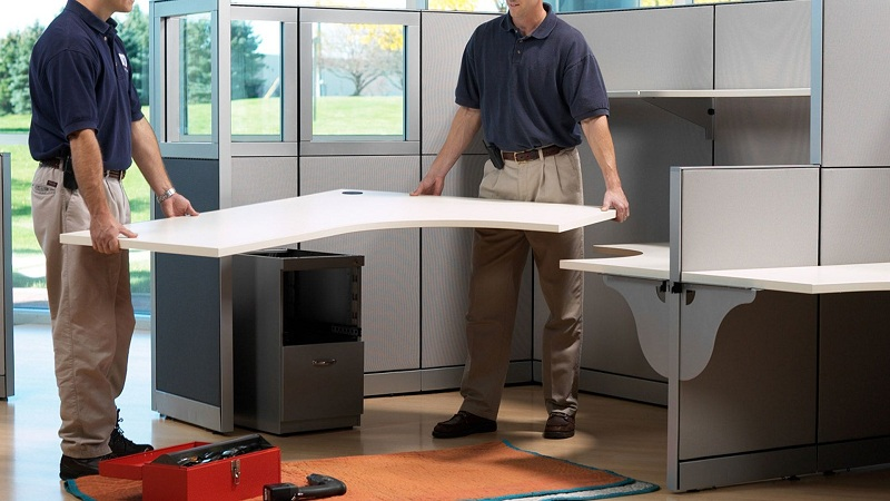 Purchase and installation of machinery, equipment, and furniture