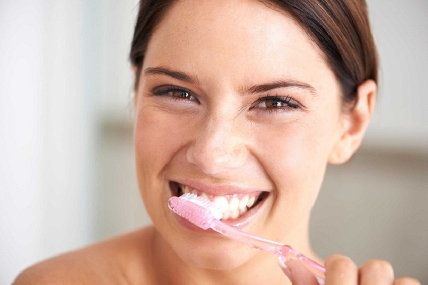 Brush your teeth to calm anxiety when dieting