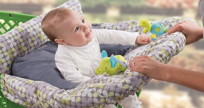 The 5 Best Shopping Cart Covers for You to Keep Your Baby Safe