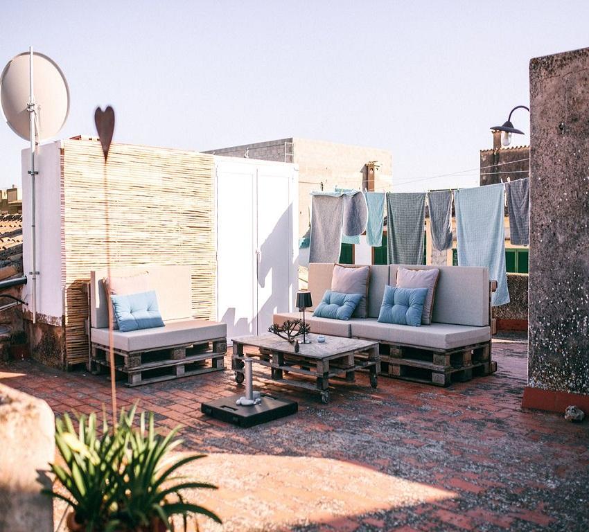 terrace of dreams