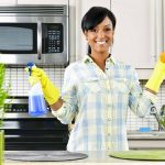How To Clean A Wooden Kitchen Furniture From Fat