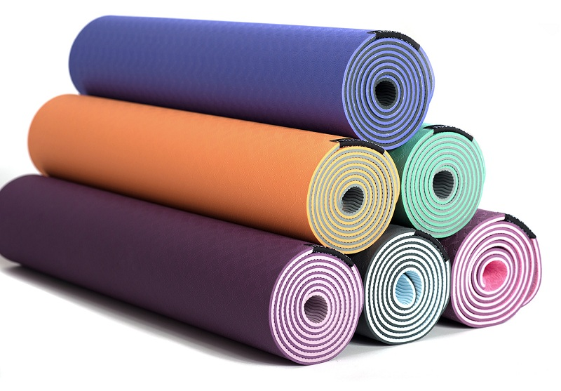Sell objects related to yoga