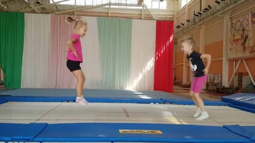 Benefit and harm of trampoline jumping for children and adults