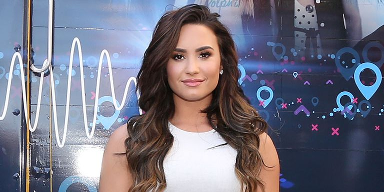 How is Demi Lovato