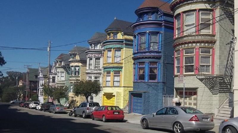 North Castro and Haight-Ashbury