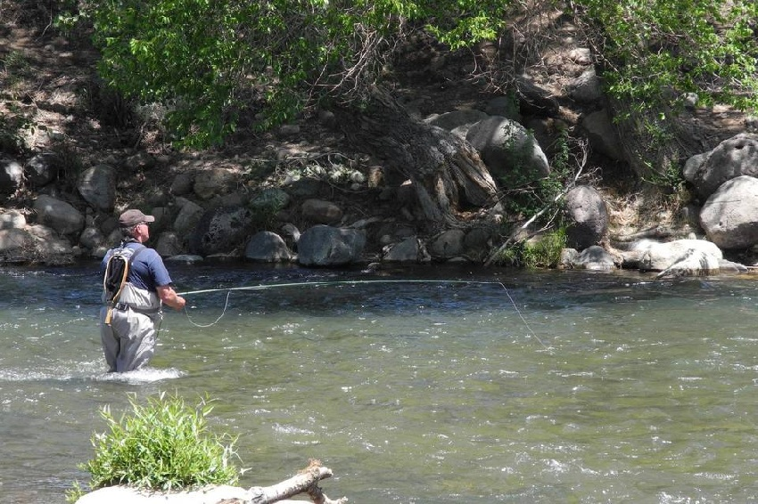 Safety Tips on River Fishing