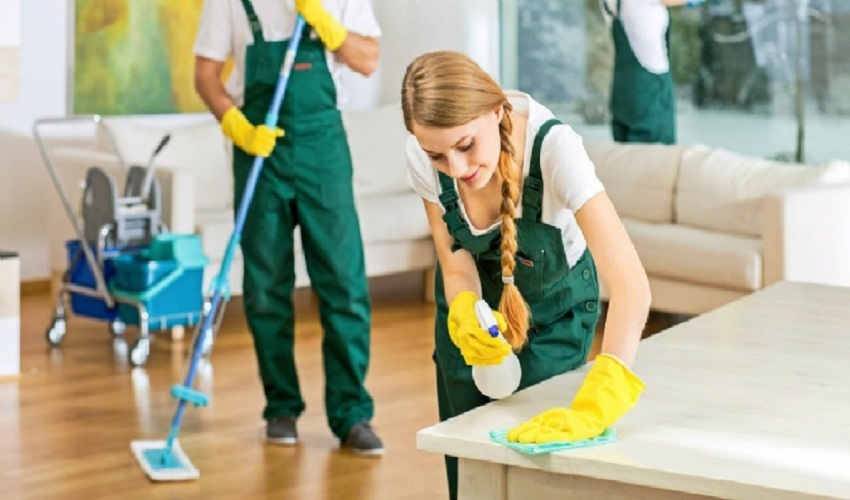Internet cleaning service
