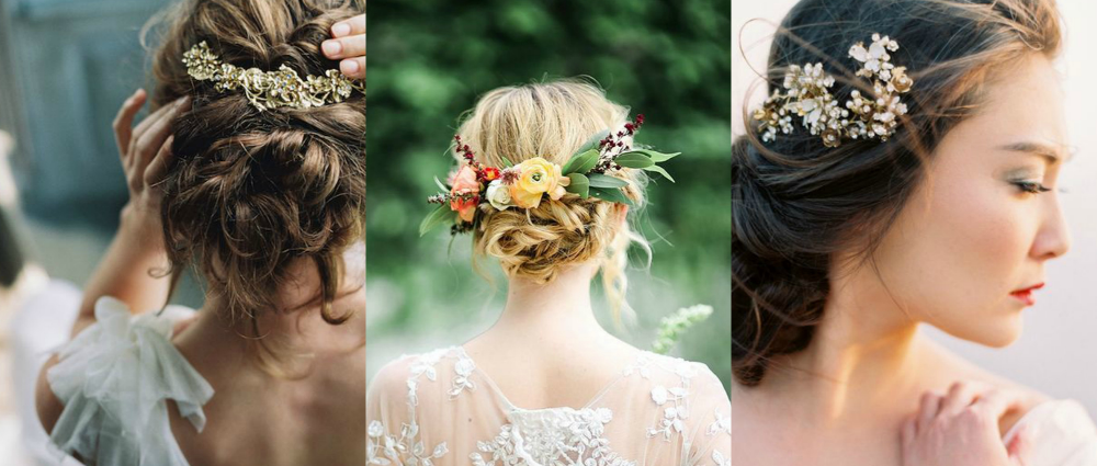 Wedding Hairstyles for Short Hair: 15 Interesting Options