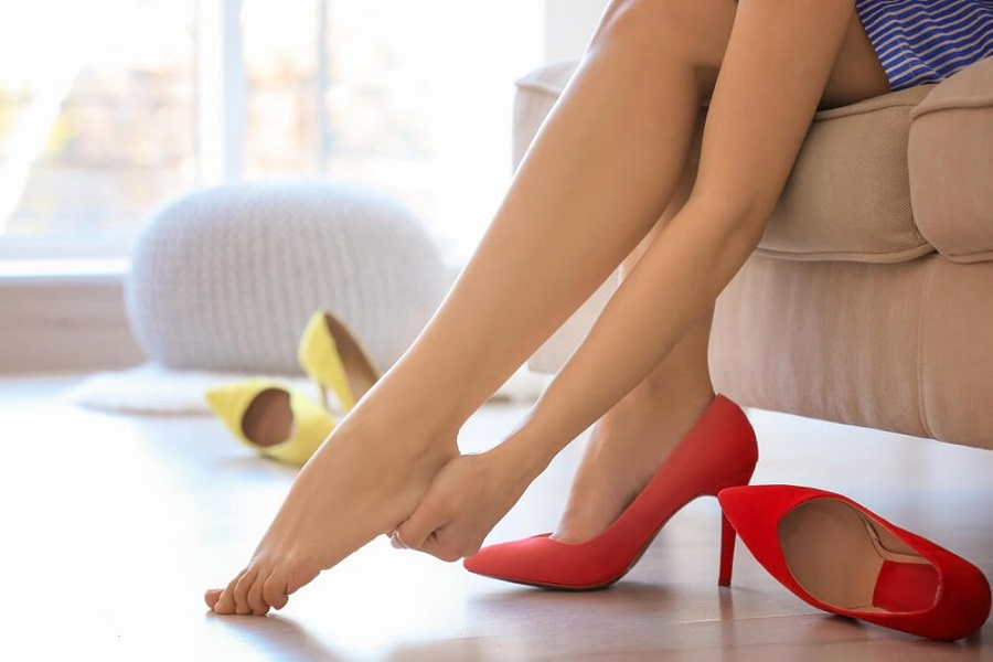 high pencil heels