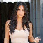 Kim Kardashian 24 inch waist