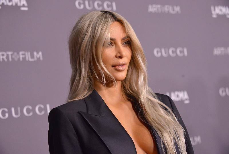 Kim Kardashian waist