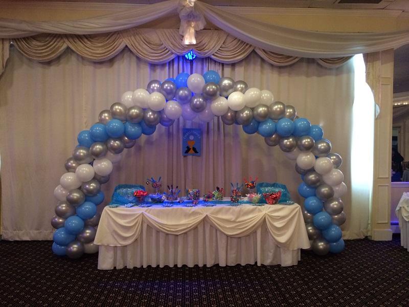 Balloon decoration ideas at home