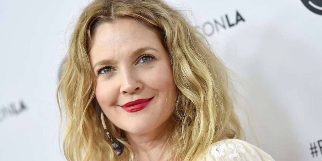 Drew Barrymore talks about her past, about drugs and her ...