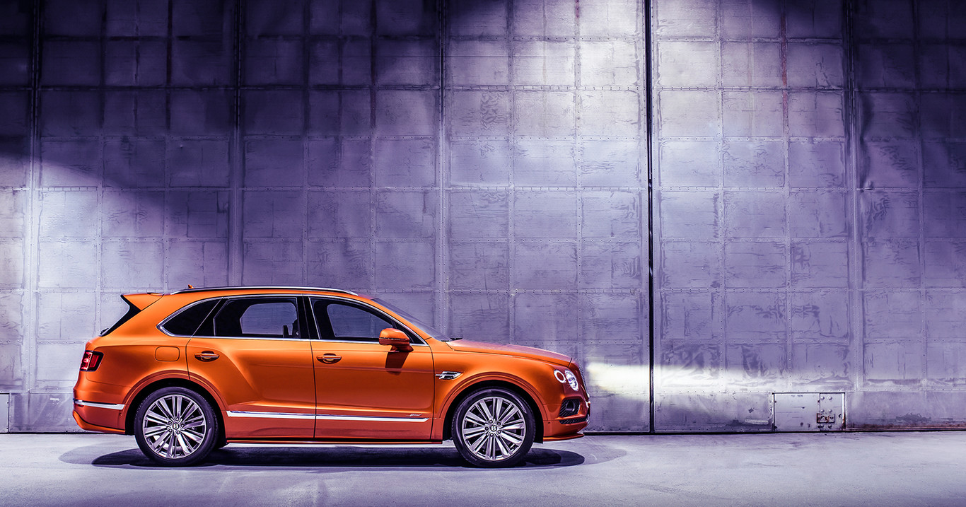 Bentley Bentayga SpeedBentley Bentayga Speed