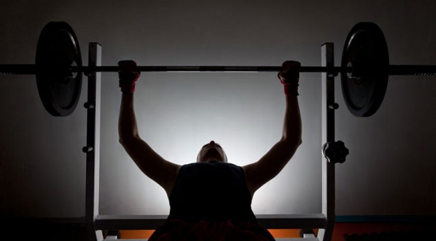 Training program to increase bench press