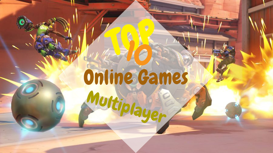 Top 10 Online Games for PC with Multiplayer
