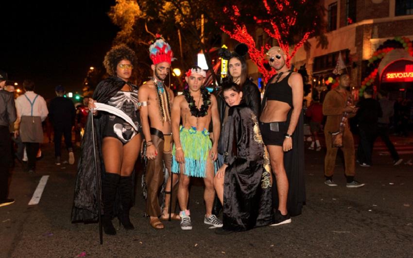 Hollywood's Halloween