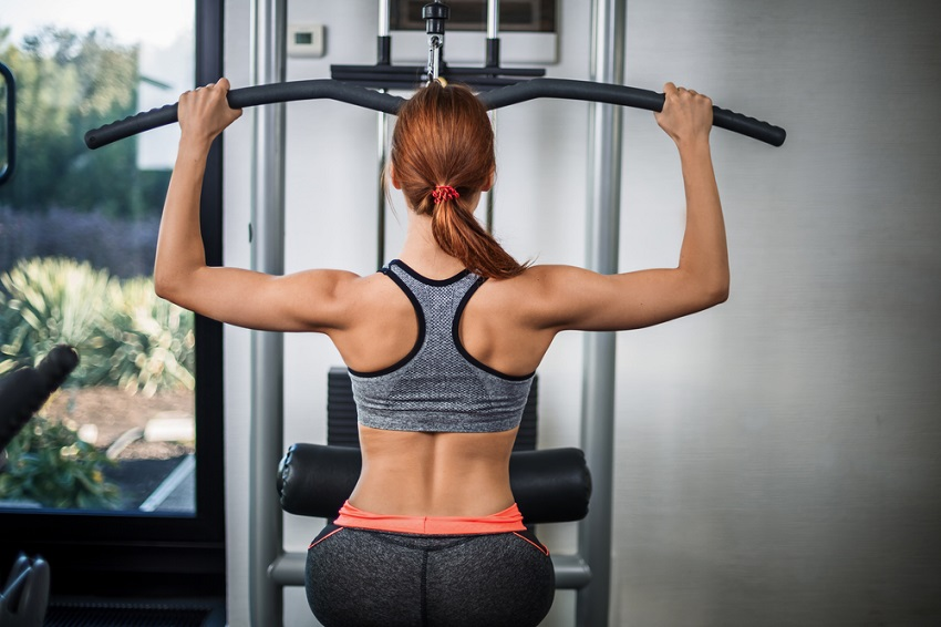 Top Exercises For Fitter Shoulders