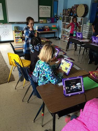 Redesign classrooms with a Brain-based method