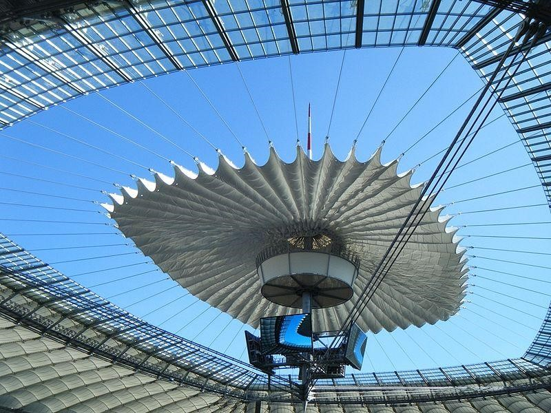 Retractable roofs have been installed in these five notable venues