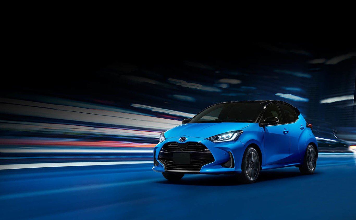 Toyota Yaris Hybrid 2020: Now with 115 hp, lithium-ion battery and electric all-wheel drive