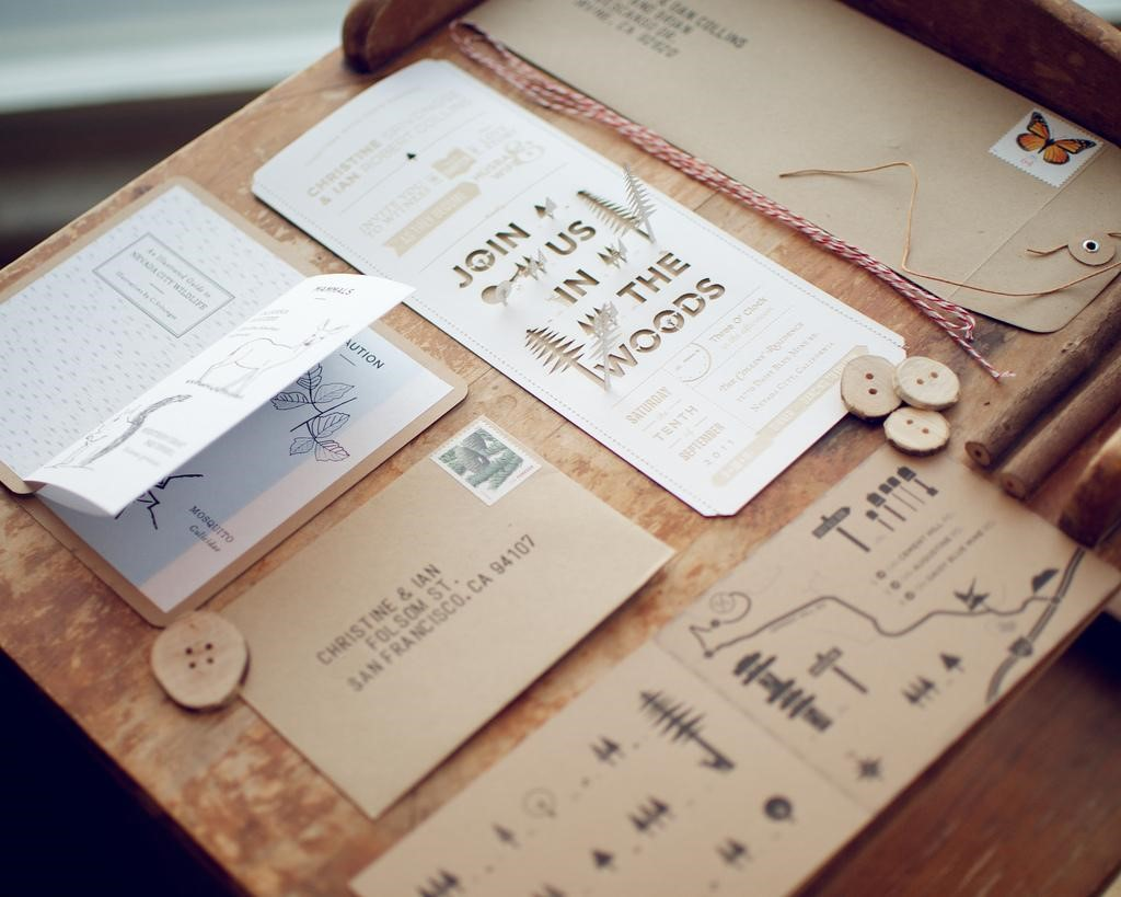 What wedding stationery do you need for the perfect day?