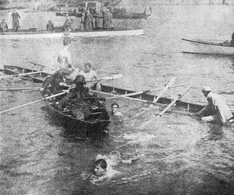 1912 was the best Boat race of them all