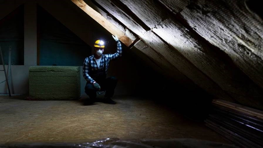Asbestos still a problem in many UK areas