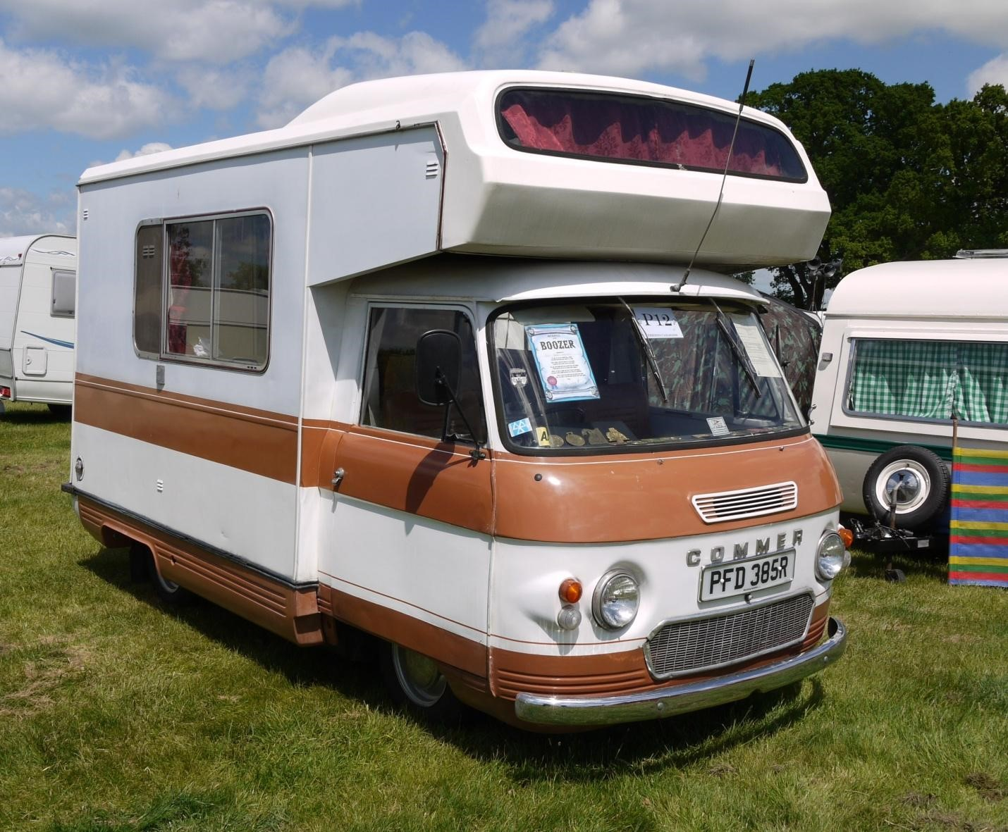 Camping Quirky facts
