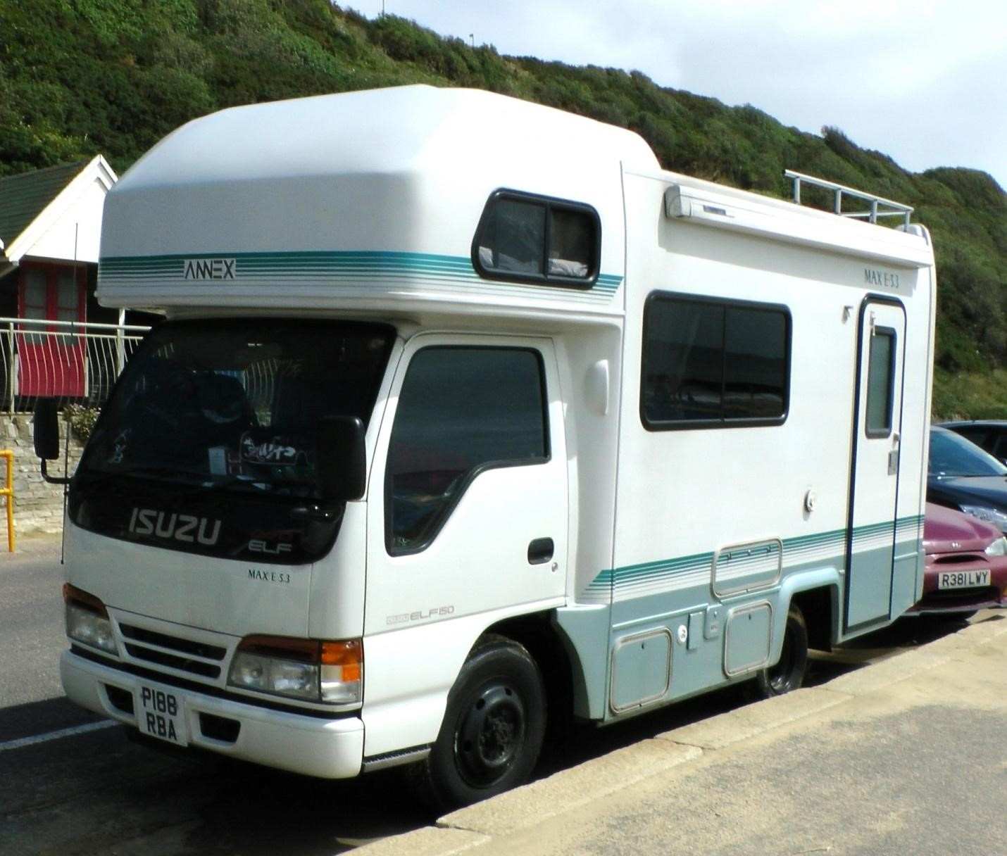 Use your campervan in these three ways