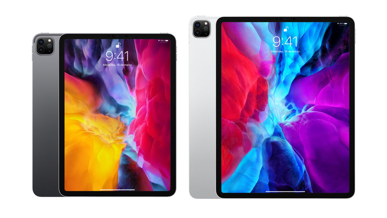 Apple announces iPad Pro 2020 with LiDAR scanner and Magic Keyboard