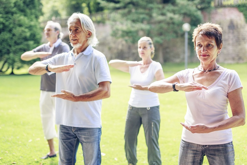 The 10 benefits of Tai Chi physical and psychic
