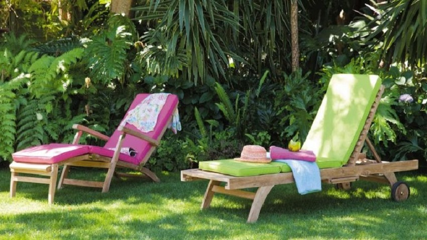 Why It's Better To Get Aluminum Sun Loungers For Your Backyard