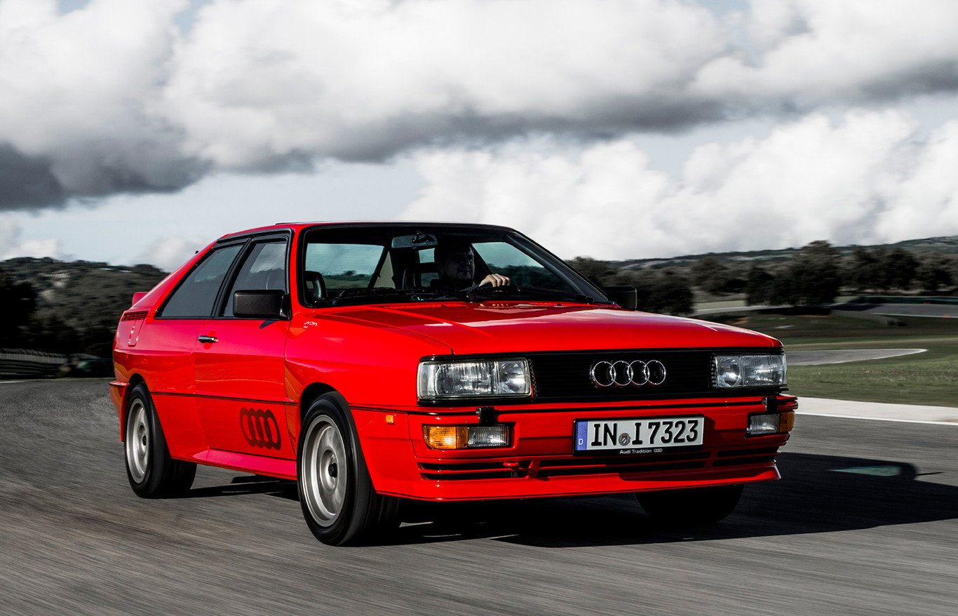 Audi quattro: This is how the German icon that popularized quattro all-wheel drive was born and gained fame
