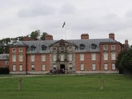 The house at Dunham Massey