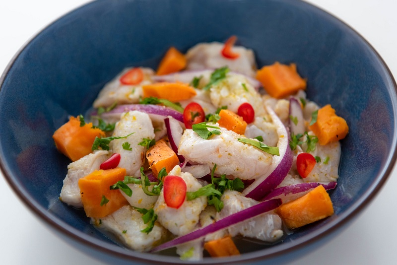 Peruvian ceviche: how to prepare this traditional dish step by step