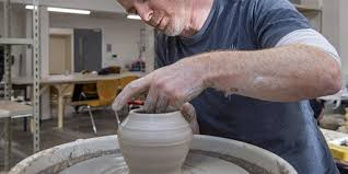 art of pottery