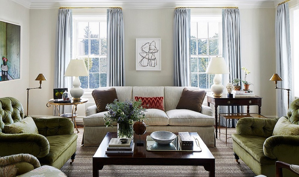 How to decorate your bedroom in a classic timeless style