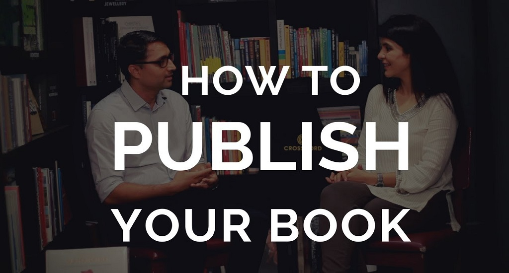 How To Publish Your First Book?