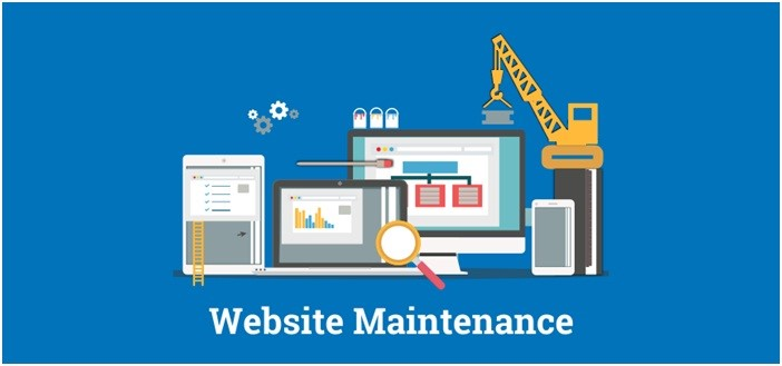 What Maintenance Does a Website Require?