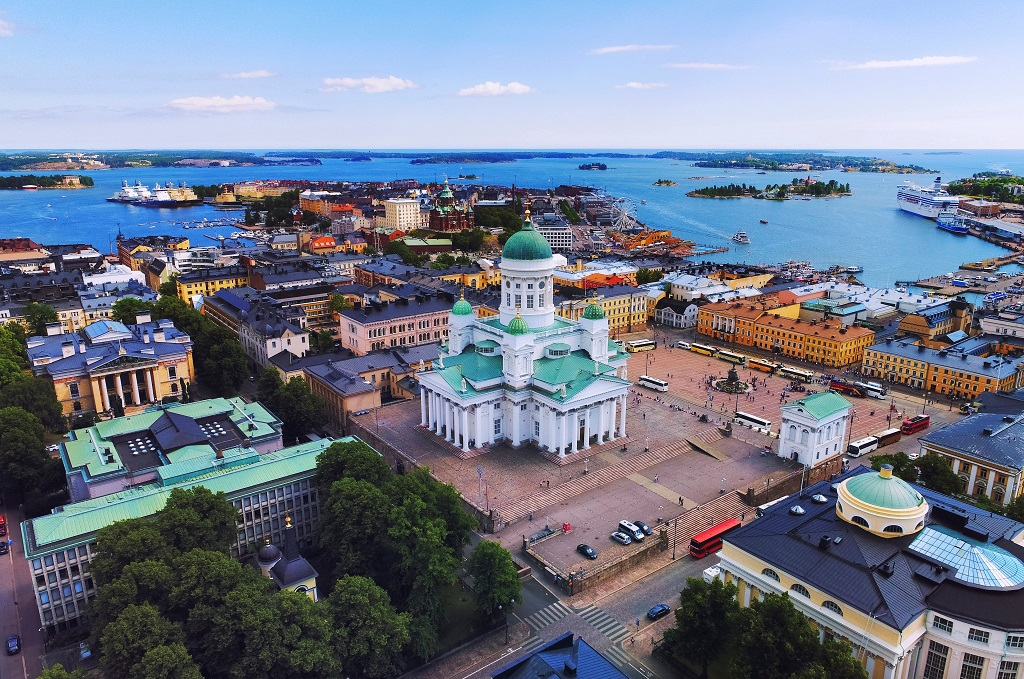 Seven reasons to travel to Finland, the happiest country in the world