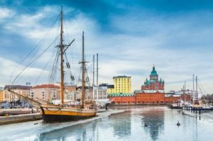 Finland, the happiest country in the world
