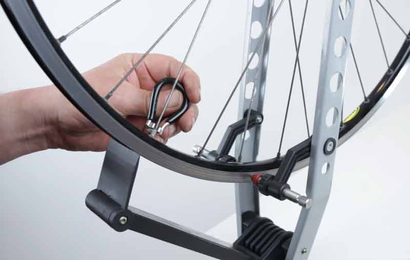 How to True a Bike Wheel Fix It Like A Pro with Some Easy Step