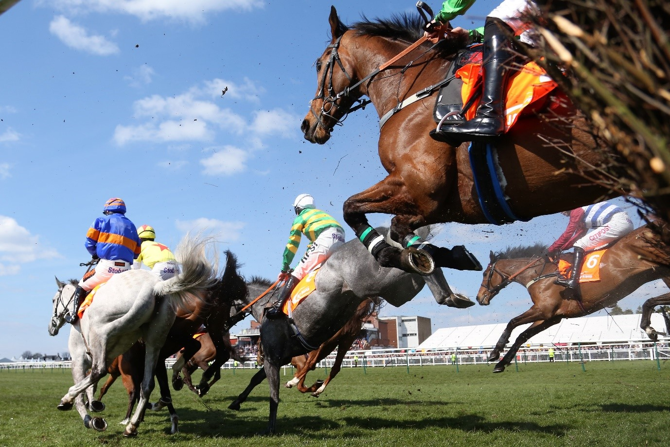 Good outside bets for the 2021 Grand National