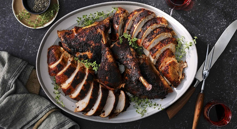 How to reheat a smoked turkey